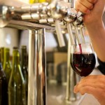 Wine on tap trend surging in London photo