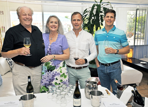 Rickety Bridge: Blazing new trails for South African wines photo