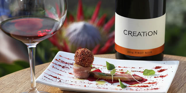 Creation`s paired tastings: Introducing their latest stars photo
