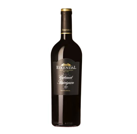 Eikendal Vineyards releases the 2013 vintage of its celebrated Cabernet photo