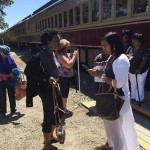 Black women humiliated after getting kicked off wine train photo