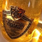 Halal wine with gold flecks is Dubai`s latest luxury photo