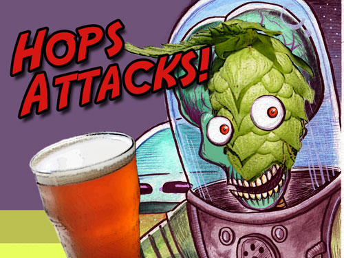 Stop dry-hopping cask ales photo