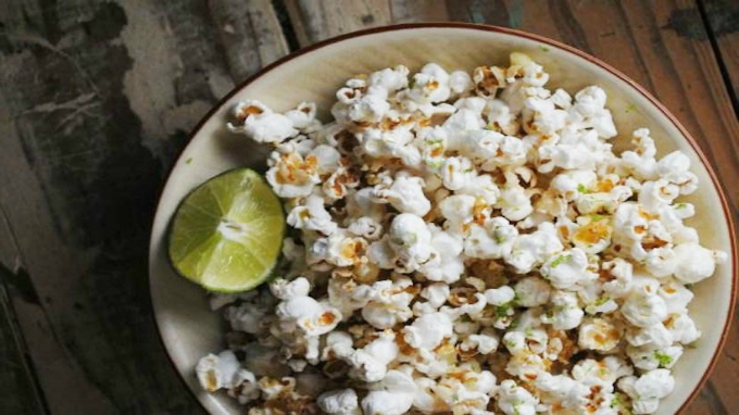 Tangy Tequila And Lime Popcorn photo