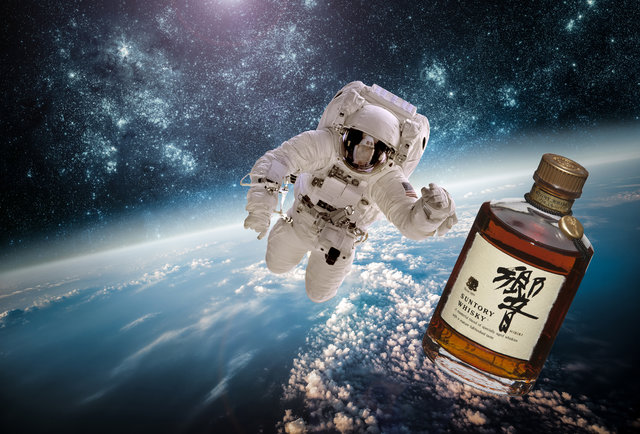 Japan delivers whisky to International Space Station photo