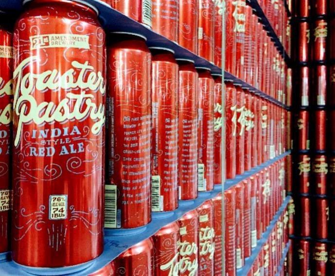 Pop-Tart beer is the latest breakfast food brew craze photo