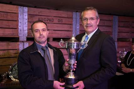 2015 SA Champion Shiraz (Wooded) awarded to Waverley Hills Organic Wine photo