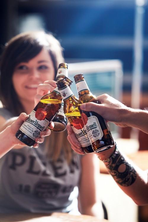 Legendary beer gets crafted bottle photo