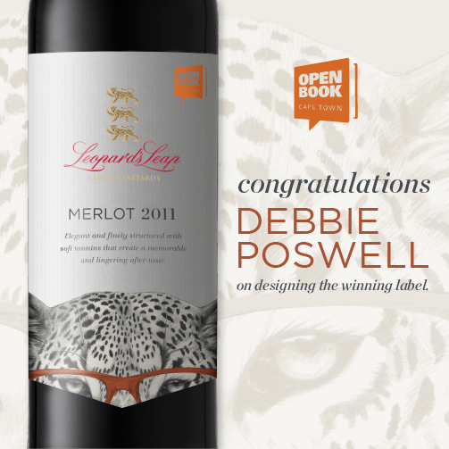 Leopard`s Leap and Open Book announce winner of wine label design competition photo