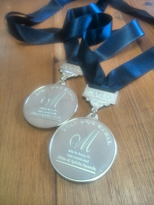 Two Double Golds for Waverley Hills at the Michelangelo Awards photo