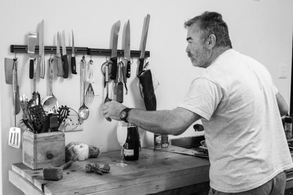 Eric Saayman — Wine Maker, Family man… ROCKSTAR!! photo