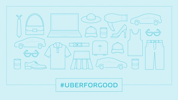 Uber And Forgood Make Spring Cleaning Easy with #uberforgood photo