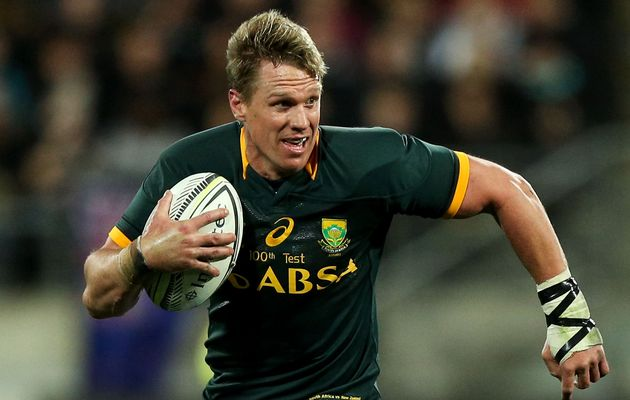 Rugby legend Jean de Villiers bows out with wine and special friends photo