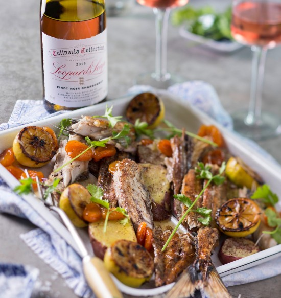 Learn to cook the South African way at Leopard`s Leap Family Vineyards photo