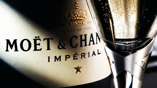 How do you pronounce Moët and Chandon? It's complicated. photo