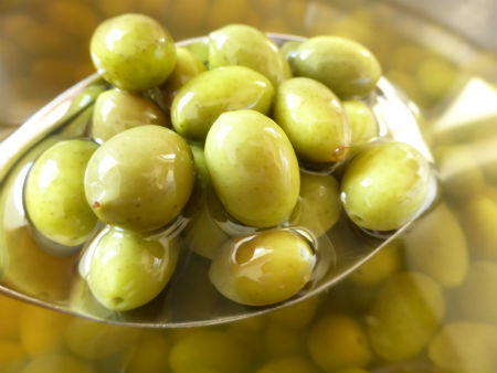 Tips on curing your own olives photo