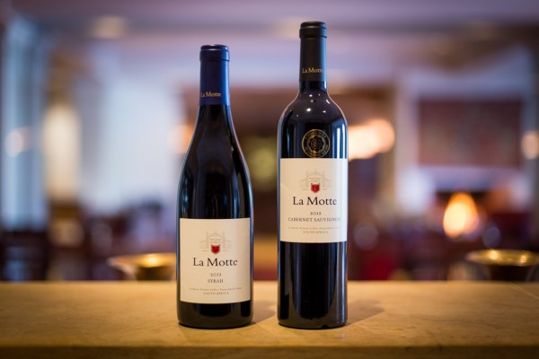 Two Classics come together: 2012 La Motte Syrah and 2012 La Motte Cabernet Sauvignon released photo