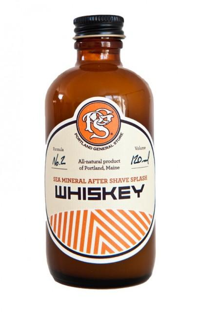 Whisky aftershave launched photo