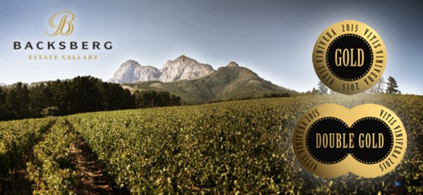 Backsberg Boasts with 10 Awards at the Vitis Vinifera Awards photo
