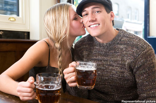 Beer increase sex drive in women, but not in men photo