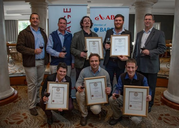 Absa Perold Cape Blend Winners are SA Icons in the making photo