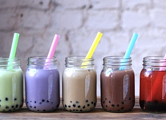 Making bubble tea is totally therapeutic photo
