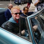 Chris Evans kicks off Top Gear with a pub crawl and 100 tequila shots photo
