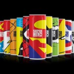 A concept design that gives energy drinks a superheroic makeover photo