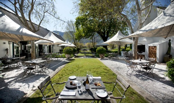 Is the Franschhoek valley the most memorable wine route in South Africa? photo
