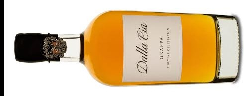 Dalla Cia family releases 10 Year Celebration Grappa photo