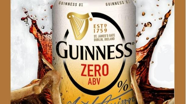 Non-alcoholic Guinness hopes to address beer challenges photo