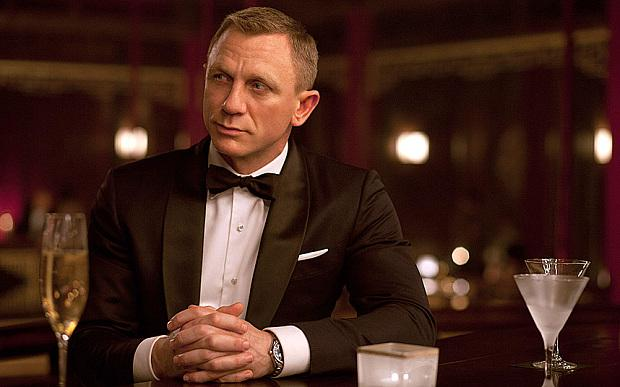 James Bond and the vodka maker putting money where 007`s mouth is photo