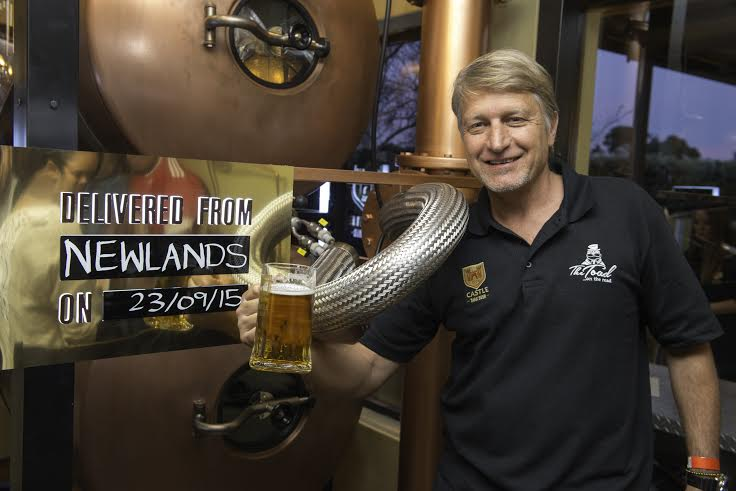 Castle Lager introduces a beer revelation with tank beer photo