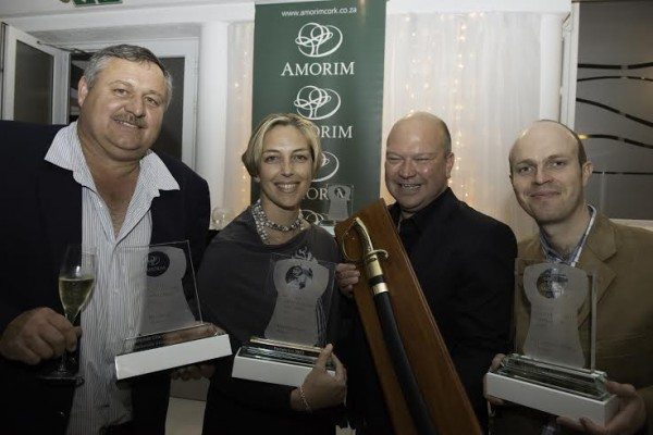 Durbanville's Altydgedacht Estate Pops into Top Spot at Amorim Cap Classique Awards photo