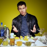 Taylor Swift Drinks Tequila with Nick Jonas photo