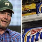 Matthew McConaughey's brother gets year supply of beer for naming son Miller Lyte photo