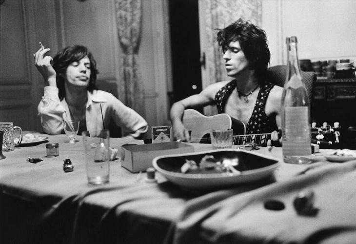 Jose Cuervo tequilas mark Rolling Stones tour photo
