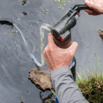 Water Purifier Pump Lets You Drink Just About Anything photo