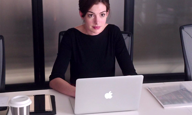 Anne Hathaway picks Tequila as her poison photo