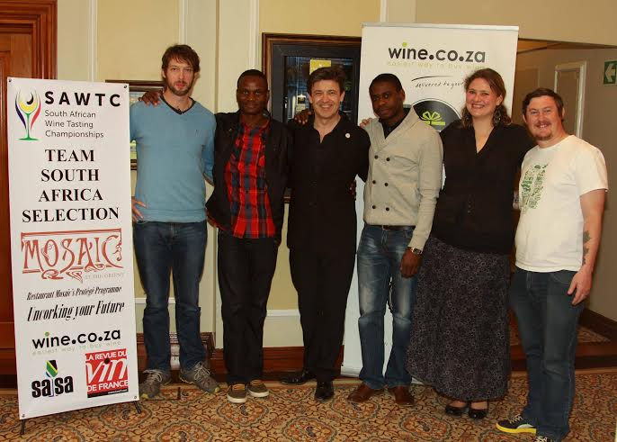 South Africa has crowned the 2015 Wine Tasting Champions photo