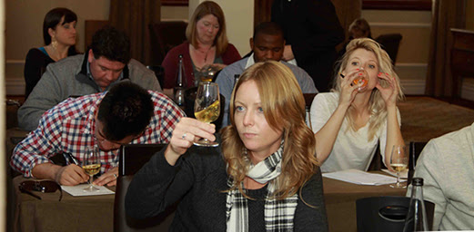 Creation in South African Wine Tasting Championships Finals photo