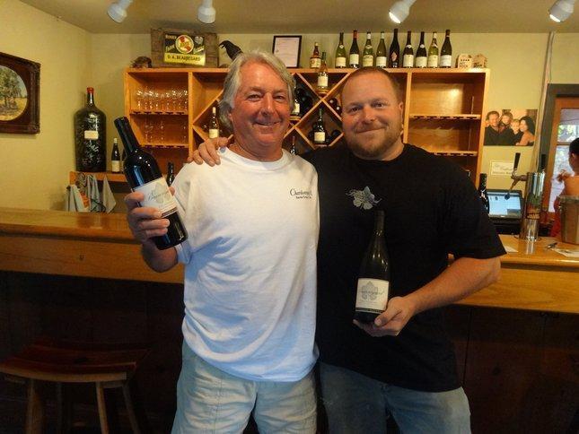 Behind The Label: Beauregard Vineyards, Bonny Doon photo