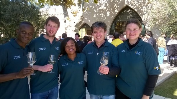 Team South Africa 2015 achieves a memorable performance at the World Blind Tasting Challenge photo