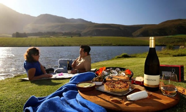 Planning the perfect picnic with Creation Wines photo