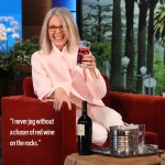 Diane Keaton is selling affordable wine with screwcaps photo