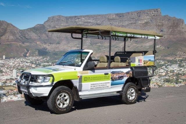 New restricted access route added to Durbanville Hills' Table Mountain Experience photo