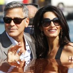 George Clooney buys eatery for his wife Amal photo