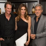 George Clooney Reveals How He Drunkenly Ended Up in Bed With Cindy Crawford photo