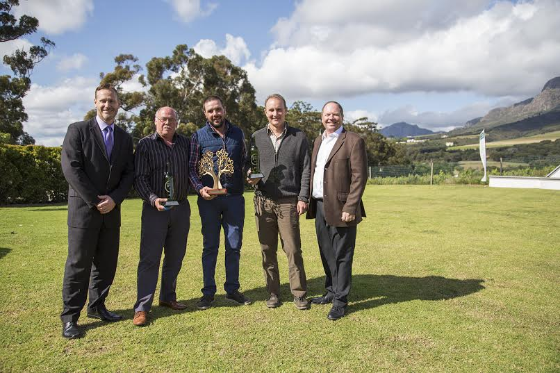 Nedbank Green Wine Awards – Honouring producers who conserve the winelands photo
