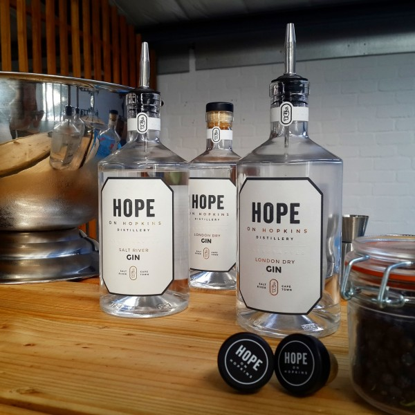 Hope on Hopkins putting the `G` in Gin and Tonic in Cape Town photo